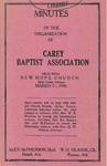 Carey Baptist Association