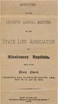 State Line Missionary Baptist Association