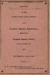 Caroline Baptist Association