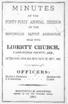 Bentonville Baptist Association