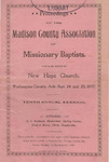 Madison County Association of Missionary Baptists