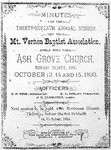 Mount Vernon Baptist Association