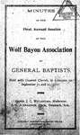 Wolf Bayou Association of General Baptists