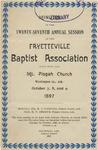 Fayetteville Baptist Association