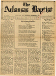 December 13, 1934 by Arkansas Baptist State Convention