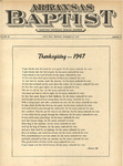 November 27, 1947 by Arkansas Baptist State Convention