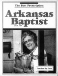 June 8, 1989 by Arkansas Baptist State Convention
