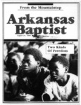 August 24, 1989 by Arkansas Baptist State Convention