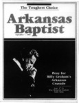 September 7, 1989 by Arkansas Baptist State Convention