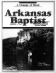 September 14, 1989 by Arkansas Baptist State Convention