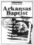 October 19, 1989 by Arkansas Baptist State Convention