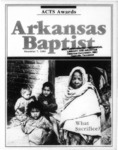 December 7, 1989 by Arkansas Baptist State Convention