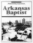 January 25, 1990 by Arkansas Baptist State Convention