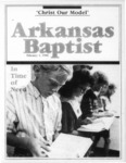 February 1, 1990 by Arkansas Baptist State Convention