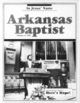 February 8, 1990 by Arkansas Baptist State Convention