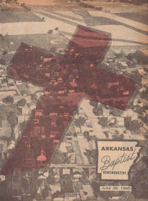 Arkansas Baptist News cover