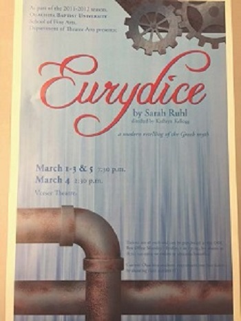 Eurydice: An OBU Theatre Production