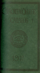 Ouachita College Catalog 1910-1911
