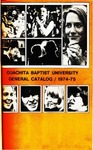 Ouachita Baptist University General Catalog 1974-1975