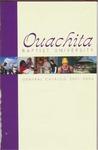 Ouachita Baptist University General Catalog 2001-2002 by Ouachita Baptist University