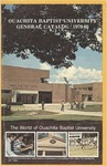 Ouachita Baptist University General Catalog 1979-1980