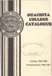 Ouachita College Catalogue 1949-1950