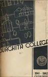 Ouachita College 1941-1942 Catalogue