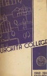Ouachita College 1940-1941 Catalogue