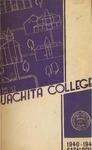 Ouachita College 1940-1941 Catalogue by Ouachita Baptist University