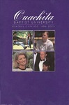 Ouachita Baptist University General Catalog 1999-2000