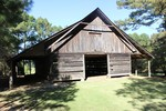 Rose Dale Plantation Barn by Aaryn Elliott