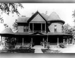 Captain Henderson House by Rebekah Cobb