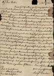 7: 1797 April: Margaret Dunbar to William Dunbar (New Orleans, America) by Margaret Dunbar