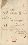 "10: 1808 May 14: [William] Dunbar Jr. (New Orleans) to William Dunbar ""Dear Parents"" (Natchez) by William Dunbar Jr."