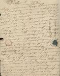 12: 1810 September 18: W. Alex Wilson (Philadelphia) to William Dunbar (near Natchez) by W. Alex Wilson