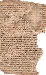 21: 18-- March 19: [William Dunbar, Jr.] to Mrs. William Dunbar