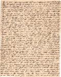 "24: 1827 November 5: R.T. Dunbar (Paris) to Mary Dunbar ""Dear Sister"" (Forest near Natchez) by R. T. Dunbar"