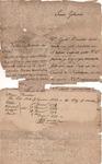 36: 1794: Manuel Gayoso de Lemos/William Dunbar by Manuel Gayoso de Lemos