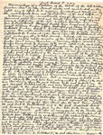 38: Dunbar estate documents (hand-copied), 1822-1835