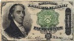 47: Currency: 50 Cent Note by United States Notes