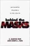 Behind the Masks: Personality Disorders in the Church