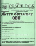 December 11, 1992 by Office of Student Services