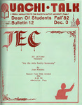 December 3, 1982 by Office of Student Services