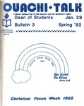 January 29, 1982 by Office of Student Services