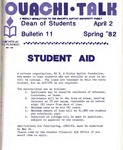 April 2, 1982 by Office of Student Services