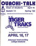 April 16, 1982 by Office of Student Services