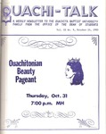 October 25, 1985 by Office of Student Services