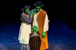 """Shrek, The Musical"" Production by Theatre Arts Department and Division of Music"