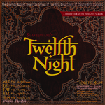 Shakespeare's Twelfth Night by Adam Wheat