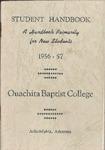 Student Handbook 1956-1957